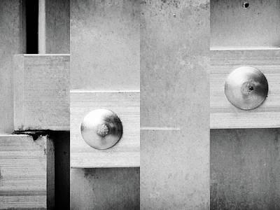 Interlock Poster by Tom Druin