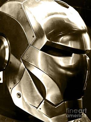 Iron Man 17 Poster by Micah May