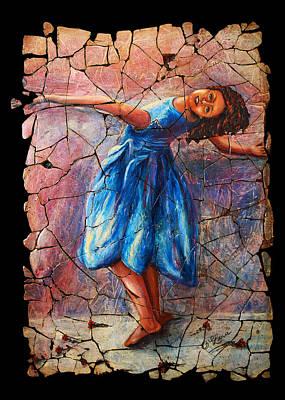 Isadora Duncan - 1 Poster by OLenaArt Lena Owens