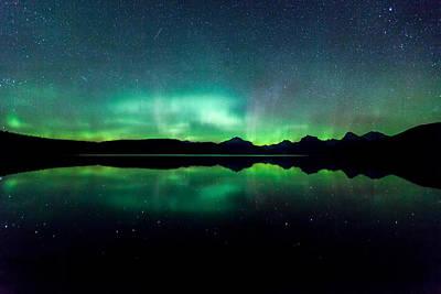 Iss Aurora Poster by Aaron Aldrich