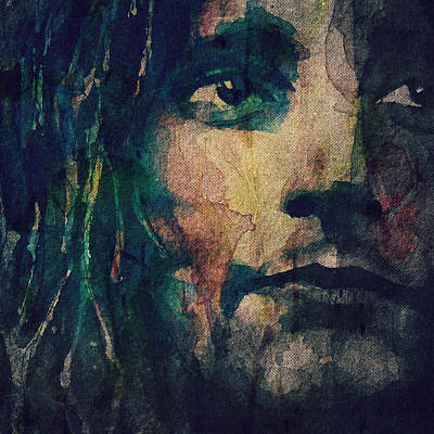 It's Not The Spot Light Poster by Paul Lovering