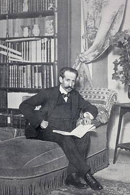 Jacinto Octavio Pic N Bouchet, 1852 - Poster by Vintage Design Pics