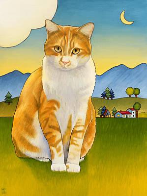 Jasper Poster by Stacey Neumiller