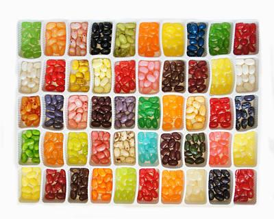 Jellybeans Poster by Art Spectrum