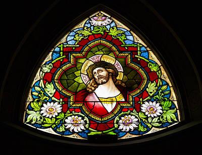 Jesus Redeemer Poster by Stephen Stookey
