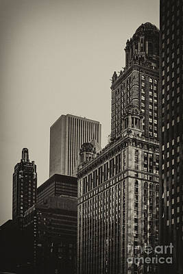 Jewelers Building Poster by Andrew Paranavitana