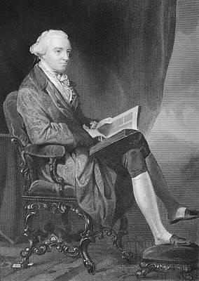 John Hancock 1737-1793. American Poster by Vintage Design Pics