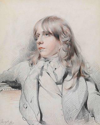 John Millington Poster by Thomas Lawrence