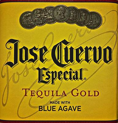 Jose Cuervo Poster by Frozen in Time Fine Art Photography