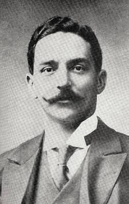 Joseph Bruce Ismay, 1862 Poster by Vintage Design Pics
