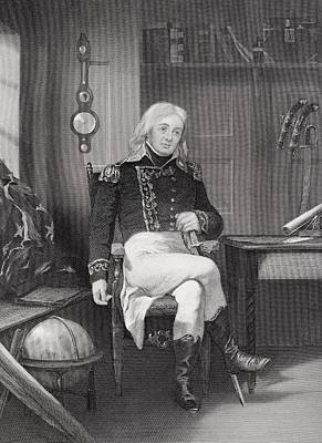Joshua Barney 1759-1818. Distinguished Poster by Vintage Design Pics