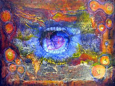 Joy Or Despair Poster by Janelle Schneider