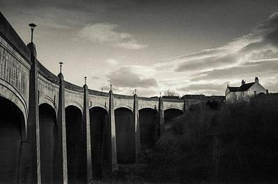 Jubilee Bridge Poster by Dave Bowman
