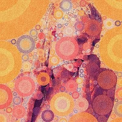 Katya (strange Brew) Poster by Bryon Paul Mccartney