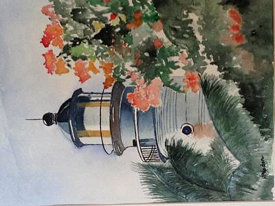 Key West Lighthouse Poster by Heidi Patricio-Nadon