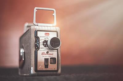 Kodak Brownie 8mm Poster by Scott Norris