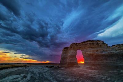 Kolors Of Kansas Poster by Darren White