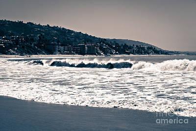 Laguna Beach California Photo Poster by Paul Velgos