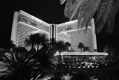 Las Vegas Poster by Athala Carole Bruckner