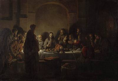 Last Supper Poster by MotionAge Designs