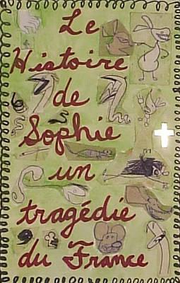 Le Histoire De Sophie Un Tragedie Du France Poster by William Douglas