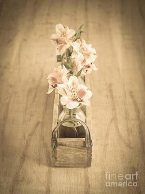 Little Flowers Poster by Edward Fielding