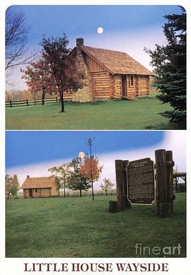 Little House On The Prairie Poster by Granger