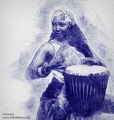 Local Artist Poster by Akol Jayjay