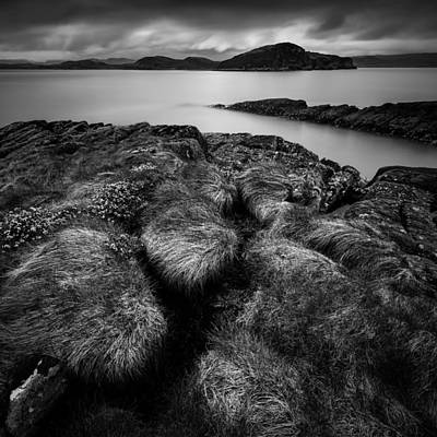 Loch Ewe Poster by Dave Bowman