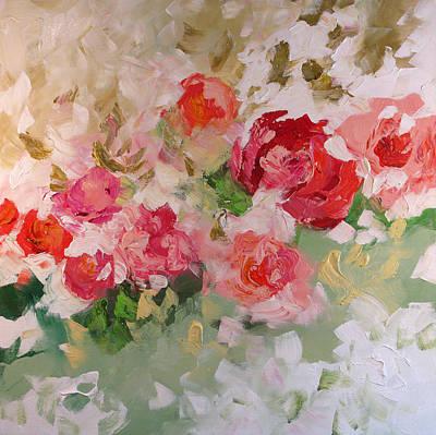 Love Always Poster by Linda Monfort
