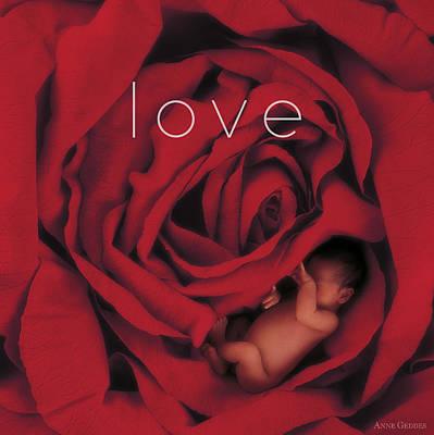Love Poster by Anne Geddes