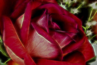 Love Of Mine II Poster by Jon Glaser