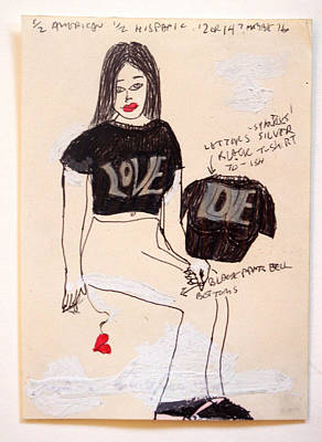 Love Poster by William Douglas