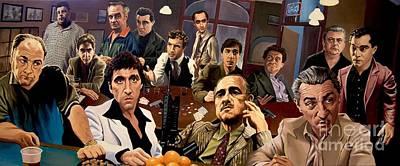 Mafia Poster by Mafia