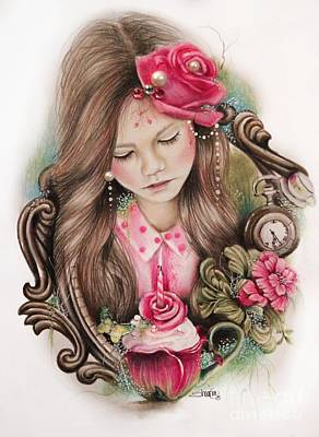 Make A Wish  Poster by Sheena Pike