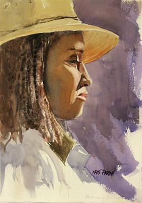 Marcia II Poster by Kris Parins
