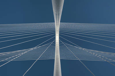 Margaret Hunt Hill Bridge Poster by Todd Landry Photography