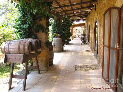 Masseria - Farm In Apulia Poster by Italian Art