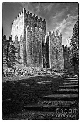 Medieval Castle Keep Poster by Jose Elias - Sofia Pereira