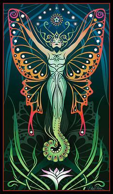 Metamorphosis Poster by Cristina McAllister
