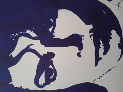 Michael Jackson Poster by Santana Dean