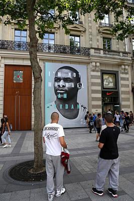 Michael Jordan 1 Poster by Andrew Fare