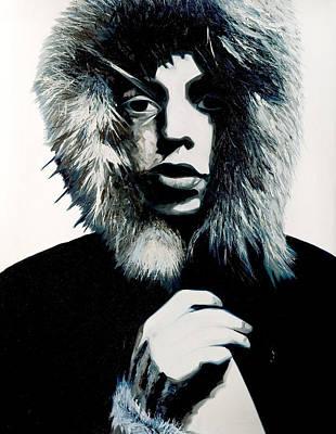 Mick Jagger - Rolling Stones Poster by Jocelyn Passeron