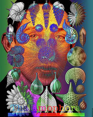 Mister Thalamophora Poster by Eric Edelman