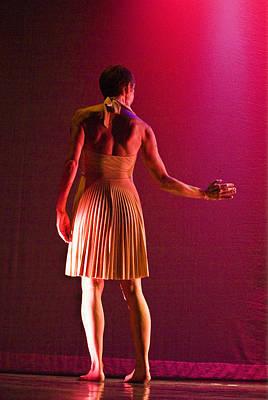 Modern Dance 17 Poster by Catherine Sobredo