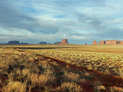 monument Valley 2016 5 Poster by Jeff Brunton