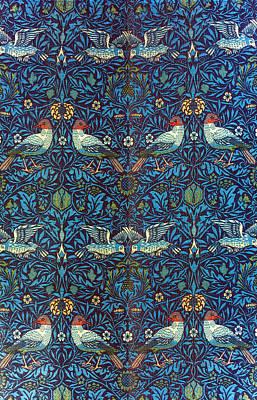 Morris: Bird Fabric, 1878 Poster by Granger