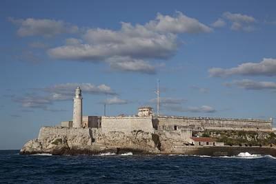 Morro Castle Havana Cuba Was Built Poster by Everett