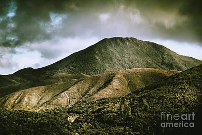 Mount Zeehan Tasmania Poster by Jorgo Photography - Wall Art Gallery