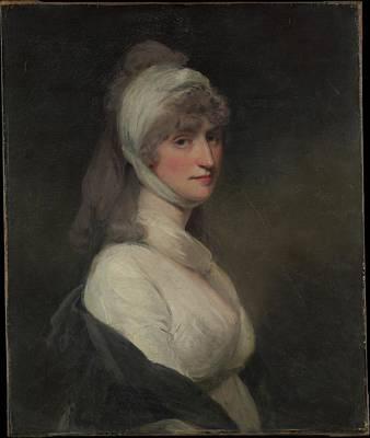 Mrs Thomas Pechell Poster by John Hoppner